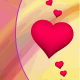 abstract Valentine cards - GraphicRiver Item for Sale