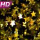Gold Stars In Flight - VideoHive Item for Sale