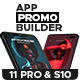 App Promo Builder for Element 3D - VideoHive Item for Sale