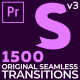 Videolancer's Transitions for Premiere Pro | Original Seamless Transitions - VideoHive Item for Sale