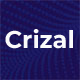 Crizal  - ICO and Cryptocurrency HTML Template