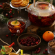 Cranberry Tea with Spices - PhotoDune Item for Sale