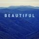 Beautiful & Inspiring Futuristic Ambient Background