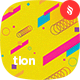 Tion - Abstract Motion Geometric Shapes Backgrounds