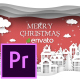 Christmas Paper Town Wishes - Premiere Pro - VideoHive Item for Sale