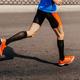 legs male runner in compression socks - PhotoDune Item for Sale