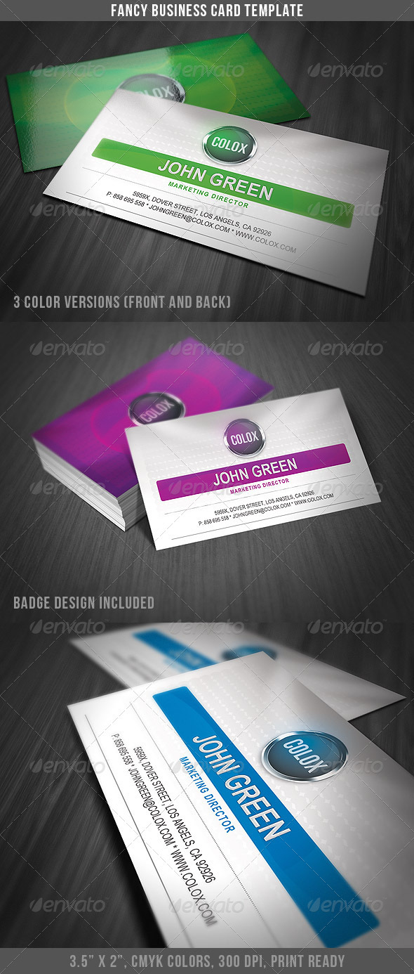 fancy business card template business cards print templates - Fancy Business Cards