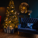 Christmas tree and sofa with decor - PhotoDune Item for Sale