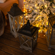 Christmas and New Year decor lamps - PhotoDune Item for Sale