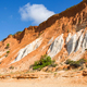Red cliffs at Falesia Beach - PhotoDune Item for Sale