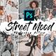 Street Mood Photoshop Actions