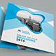 Square Ti-fold Brochure