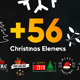 Christmas Elements Pack