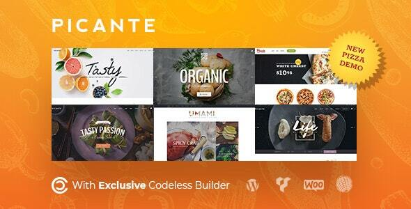 Picante | Restaurant WordPress