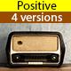Positive Joyful Whistler