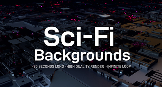 Sci-Fi Backgrounds
