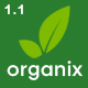 Organix - Organic Food WooCommerce WordPress Theme