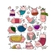 Pigs Collection for Your Design