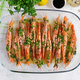 Grilled wild Argentinian red shrimps/prawns with parsley - PhotoDune Item for Sale
