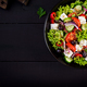 Healthy food. Greek salad - PhotoDune Item for Sale