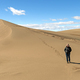 Alone in the Sand Dunes - PhotoDune Item for Sale