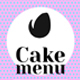 Elegant Cake Menu - VideoHive Item for Sale