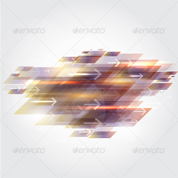 Motion Abstract - Backgrounds Decorative