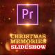 Christmas Memories Slideshow - Premiere PRO