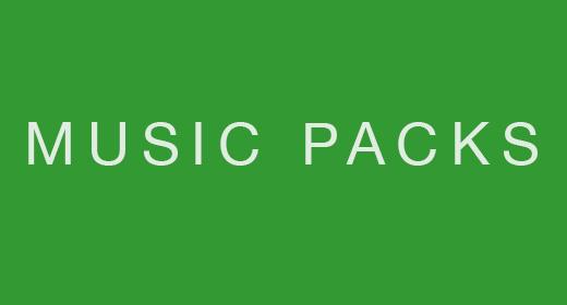 Music Packs - Kits