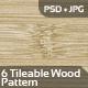 6 Tileable Wood Pattern + 3 Bonus - GraphicRiver Item for Sale