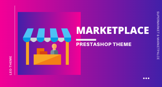 Supermarket Marketplace Prestashop Themes