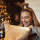Receiving Christmas gift - PhotoDune Item for Sale