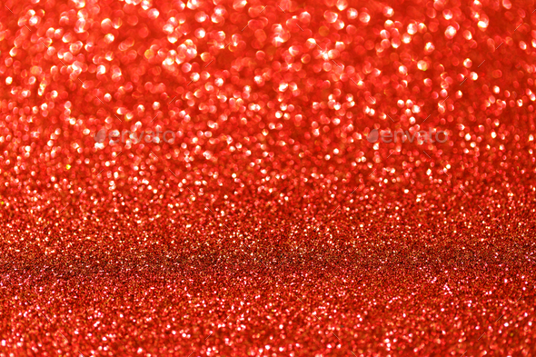 Coral glitter texture - Stock Photo - Images