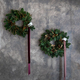 Christmas wreaths on the wall - PhotoDune Item for Sale