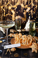 Delicious crackers for New Year's Eve - PhotoDune Item for Sale
