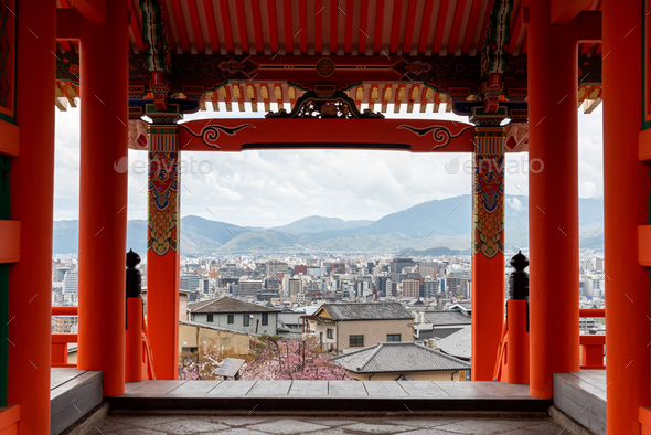 Views of Kyoto - Stock Photo - Images