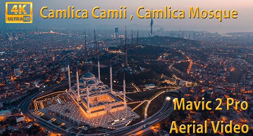 Camlica Camii, Camlica Mosque
