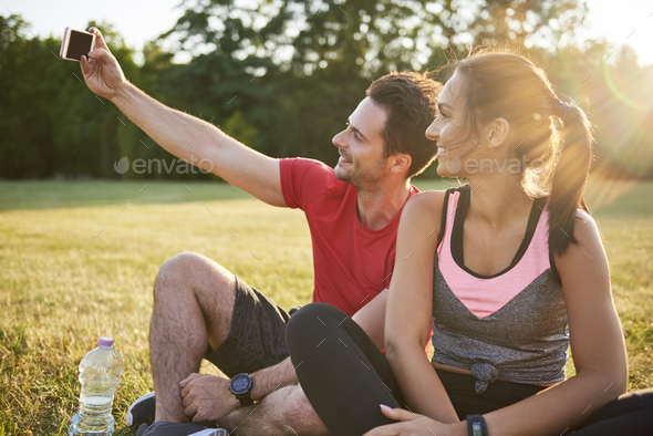 It's motivation for others - Stock Photo - Images