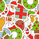 Christmas Stickers Transitions - VideoHive Item for Sale