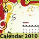 Vector 2010 Calendar  - GraphicRiver Item for Sale