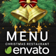 Christmas Menu Restaurant - VideoHive Item for Sale