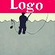 Cartoon Jazz Intro Logo
