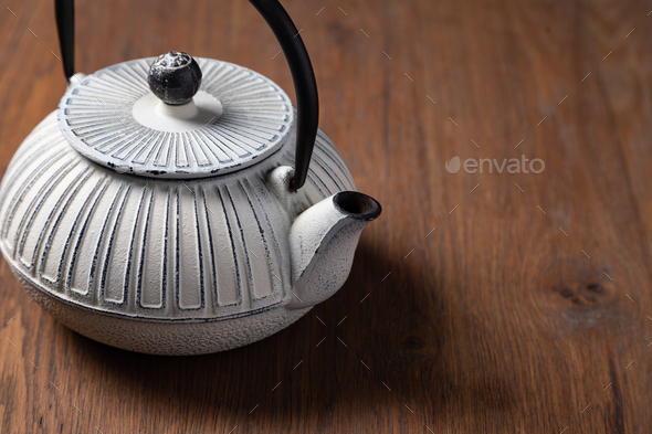 Chinese Teapot - Stock Photo - Images