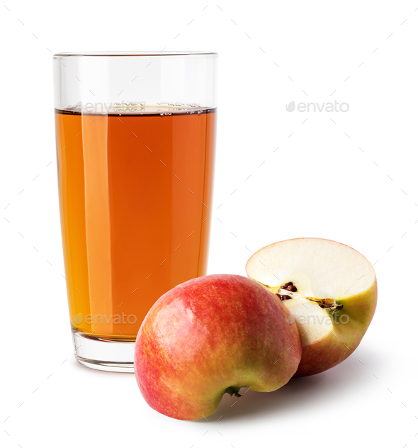 Apple juice - Stock Photo - Images