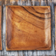 cutting board on a wooden table - PhotoDune Item for Sale