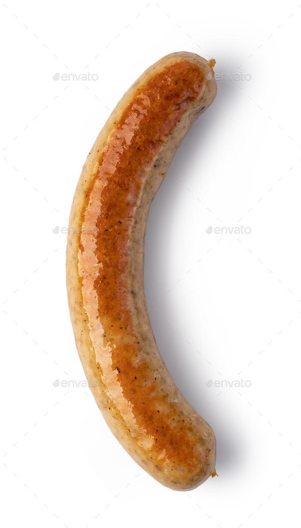 German sausage - Stock Photo - Images