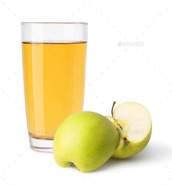 Apple juice - Stock Photo - Images