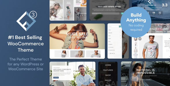 Flatsome | Multi-Purpose Responsive WooCommerce Theme by UX-themes