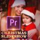 Christmas Bash Family Slideshow - Premiere PRO