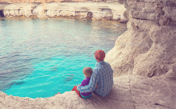 Father and daughter - Stock Photo - Images